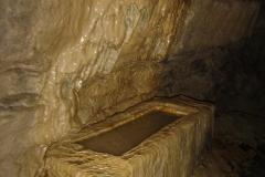 Grotta della Tabussa - Interno